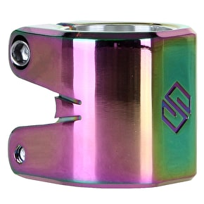 Striker Double Collar Clamp - Neochrome