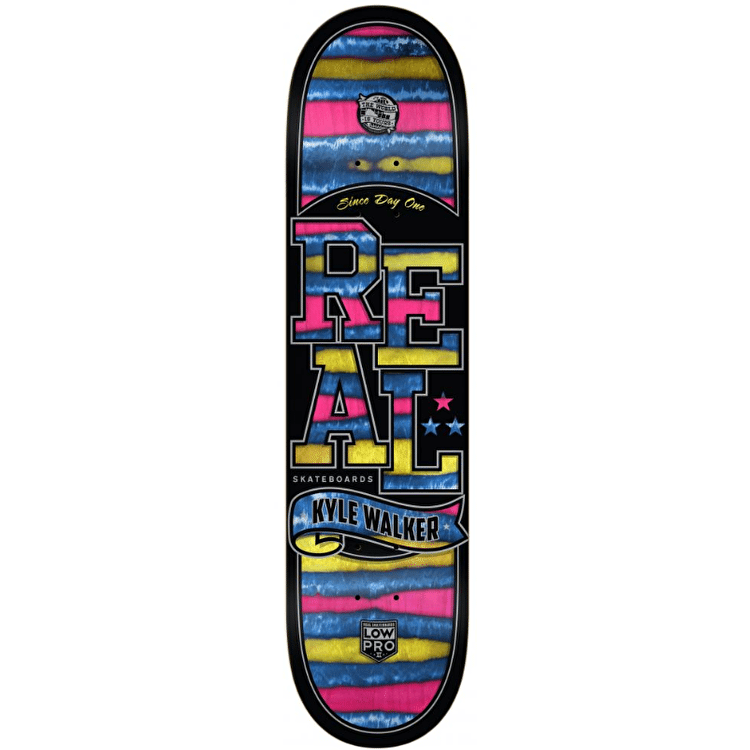 Real Low Pro Spectrum Kyle Skateboard Deck - 8.25""