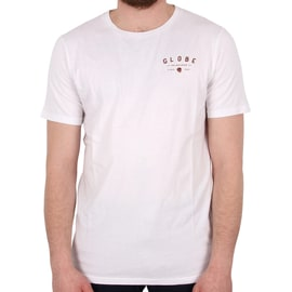 Globe Alfred T shirt - Optic White