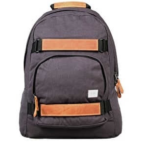 Globe Dunstan Skateboard Backpack - Vintage Black