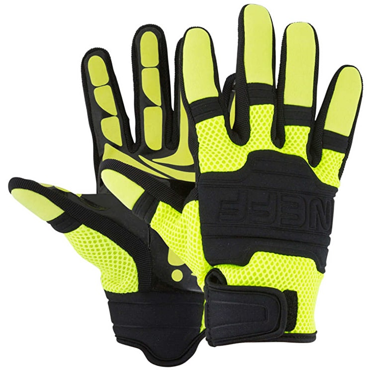 Neff Rover Gloves - Lime