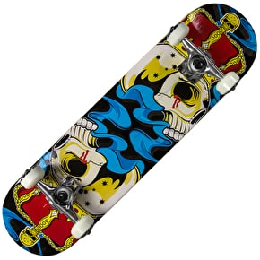 MGP Gangsta Series Complete Skateboard - Crowned 7.75