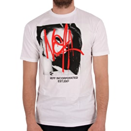 Neff Bombed T-Shirt - White