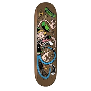 Creature Pro Bagge It Gravette Skateboard Deck - 8.2