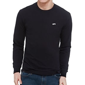Vans Side Stripe T-Shirt - Black