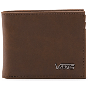 Vans Suffolk Wallet - Brown