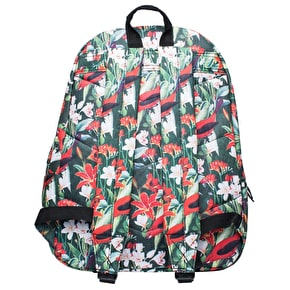 Hype Red Blossom Backpack
