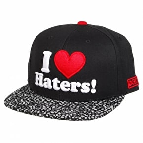 DGK Safari Haters Cap - Black