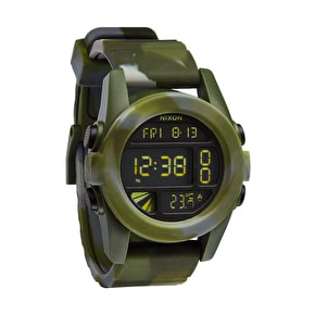 Nixon Unit Watch - Marbled Camo