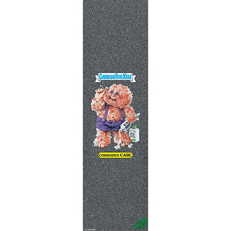 MOB x Garbage Pail Kids Skateboard Grip Tape - Black (Assorted)
