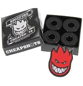 Spitfire Cheapshot Bearings - Pack of 8
