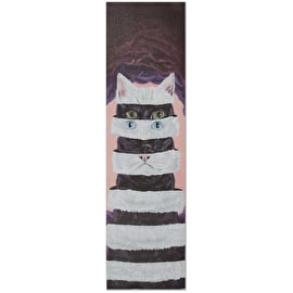 RIPNDIP Jerm In Nerm Skateboard Grip Tape - Black