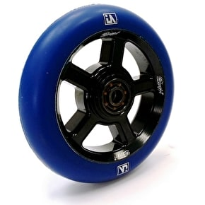 UrbanArtt S5 110mm Wheel - Black/Blue