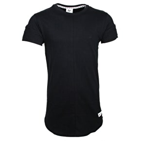 Hype Biker T-Shirt - Black