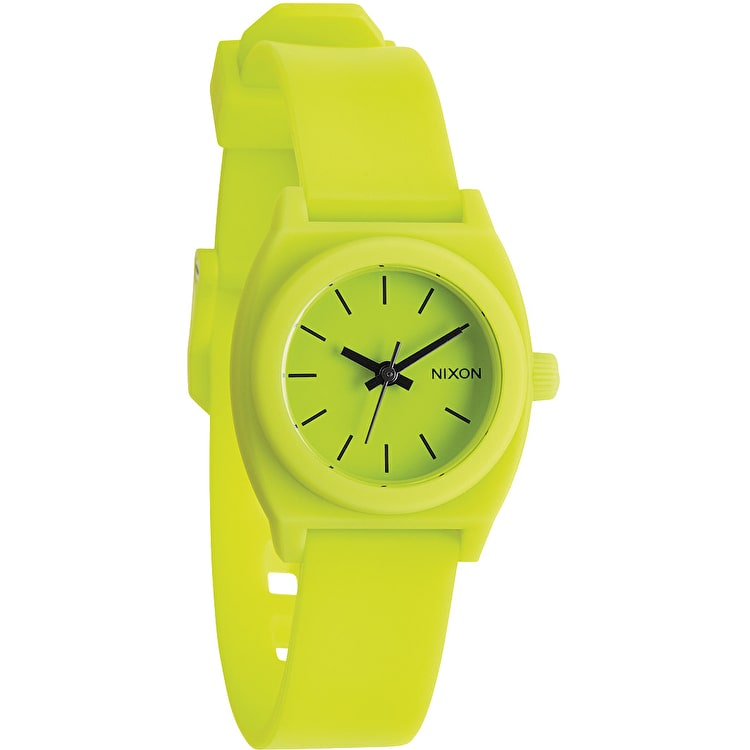 Nixon Small Time Teller P - Lime