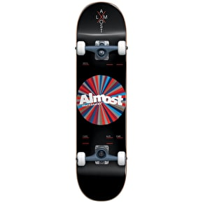 Almost Skateboard - Noble Colour Wheel Black 7.875