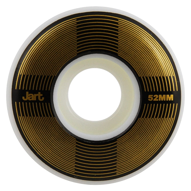 Jart RPM 102a Skateboard Wheels - Olive 52mm