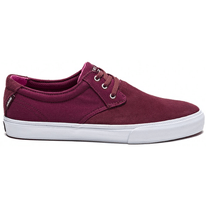 Lakai MJ Skate Shoes - Port Suede