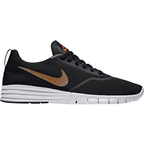 Nike SB Lunar Paul Rodriguez 9 R/R Shoes - Black/Sunset