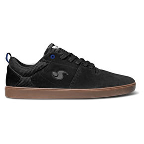 DVS Nica Shoes - Black/Gum Suede