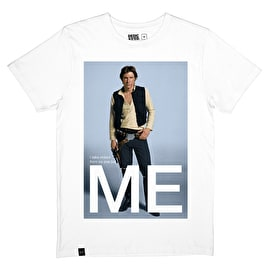 Dedicated Han Solo Me T shirt