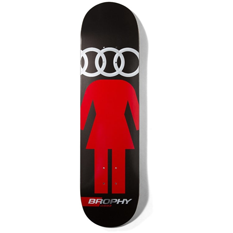Girl Brophy Carnut Skateboard Deck 8""