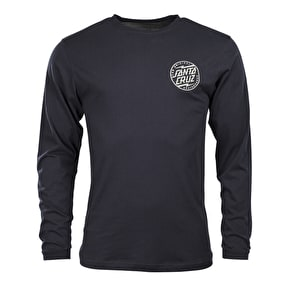 Santa Cruz Bolt Dot Longsleeve T-Shirt - Shadow