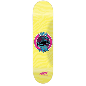 Death Surf Skateboard Deck - Adam Moss 8.5