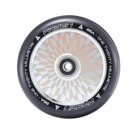 Fasen 120mm Hypno Scooter Wheel - Offset Chrome