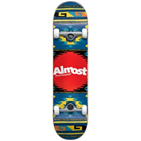 Almost Rustic Complete Skateboard - 7.5