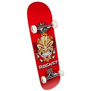 Rocket Mini Tiki Complete Skateboard - Fire