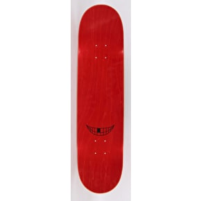 National Skateboard Co Dream Skateboard Deck - Red Stain - 8.0