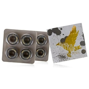 Shima King Crow Bearings - Abec 7 (Pack of 8)