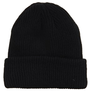 Expedition One Patch Beanie - Black