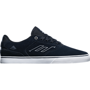 Emerica The Reynolds Low Vulc Shoes - Navy/White/Gum UK 10 (B-Stock)