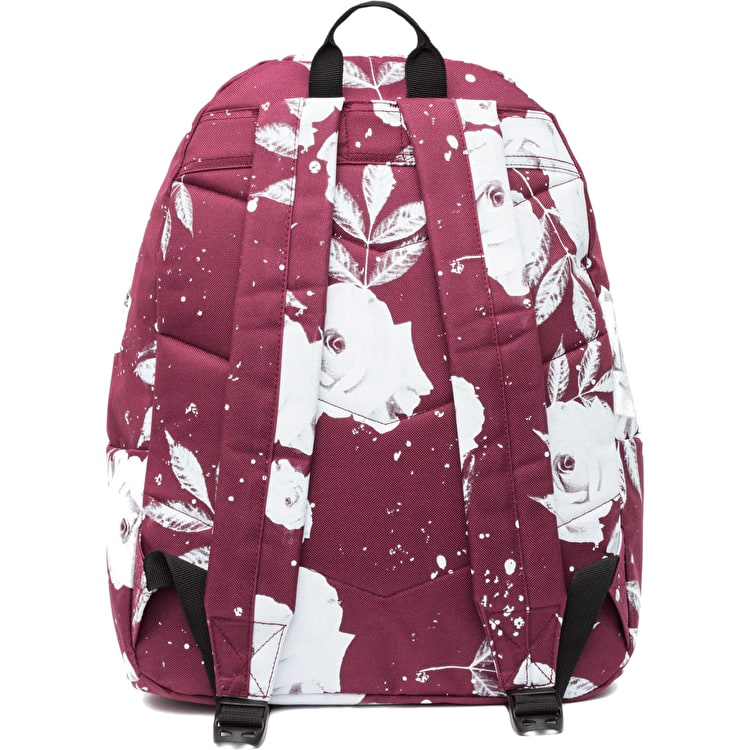 Hype Sunrise Rose Backpack - Burgundy