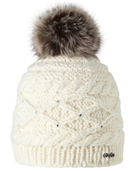 Image of Barts Claire Girls Beanie - Cream