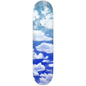 Real Ishod Sky High Skateboard Deck - 8.25