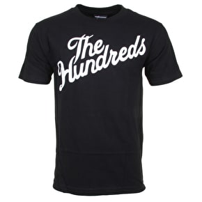 The Hundreds Slant T-shirt - Black