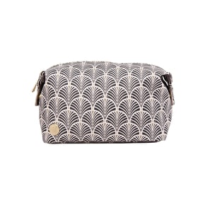 Mi-Pac Art Deco Wash Bag - Blush
