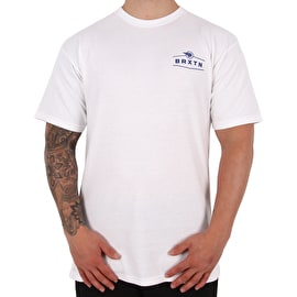 Brixton Flux T-Shirt - White