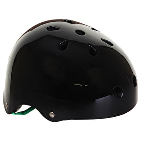 SFR Essentials Sticker Skate Helmet - Black