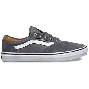 Vans Gilbert Crockett Pro Skate Shoes - Tornado/White