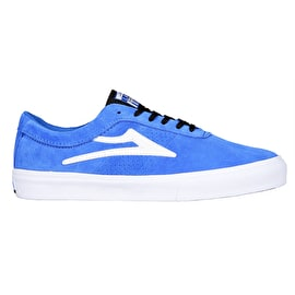 Lakai Sheffield Skate Shoes - Blue Suede