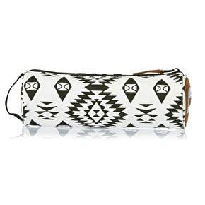 Mi-Pac Native Pencil Case - Black/White