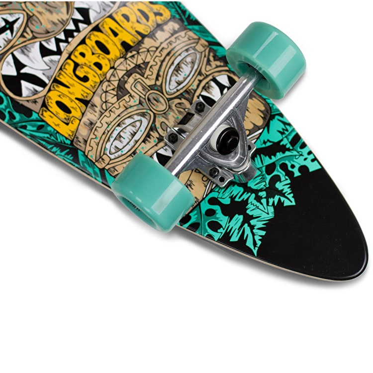 "Mindless Tribal Rogue IV 38"" Complete Longboard"