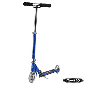 Micro Sprite Folding Scooter - Sapphire Blue