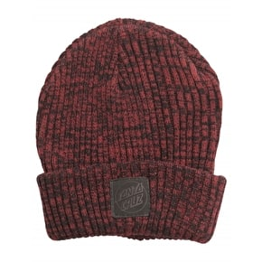 Santa Cruz Panhead Beanie - Wine Heather