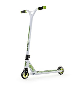 Slamm Urban XTRM II Scooter - White/Green