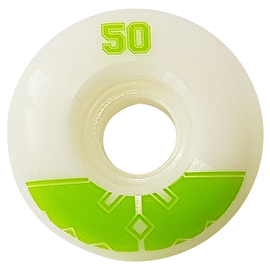 Fracture Uni Pro 100a Skateboard Wheels - Green 50mm